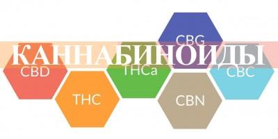 Канабіноїди - група сполук з коноплевих