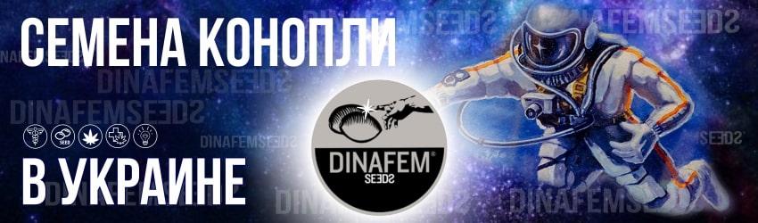 Феминизированные семена конопли, марихуаны от Dinafem в Украине